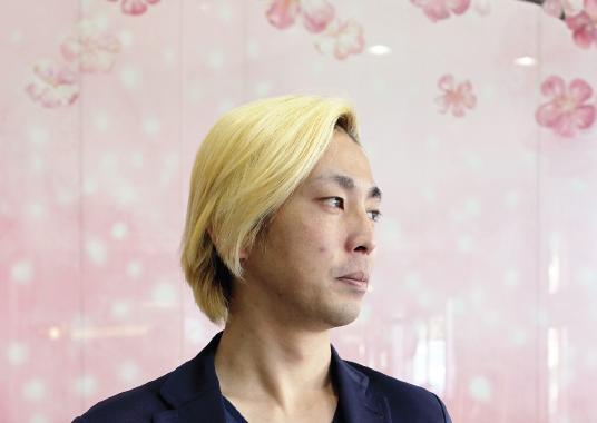 Hirokazu Myochin (ICHIRO SHIMIZU/Rafu Shimpo)