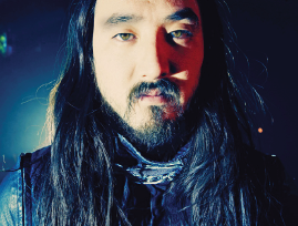 Steve Aoki (Photo by Robin Laananen)