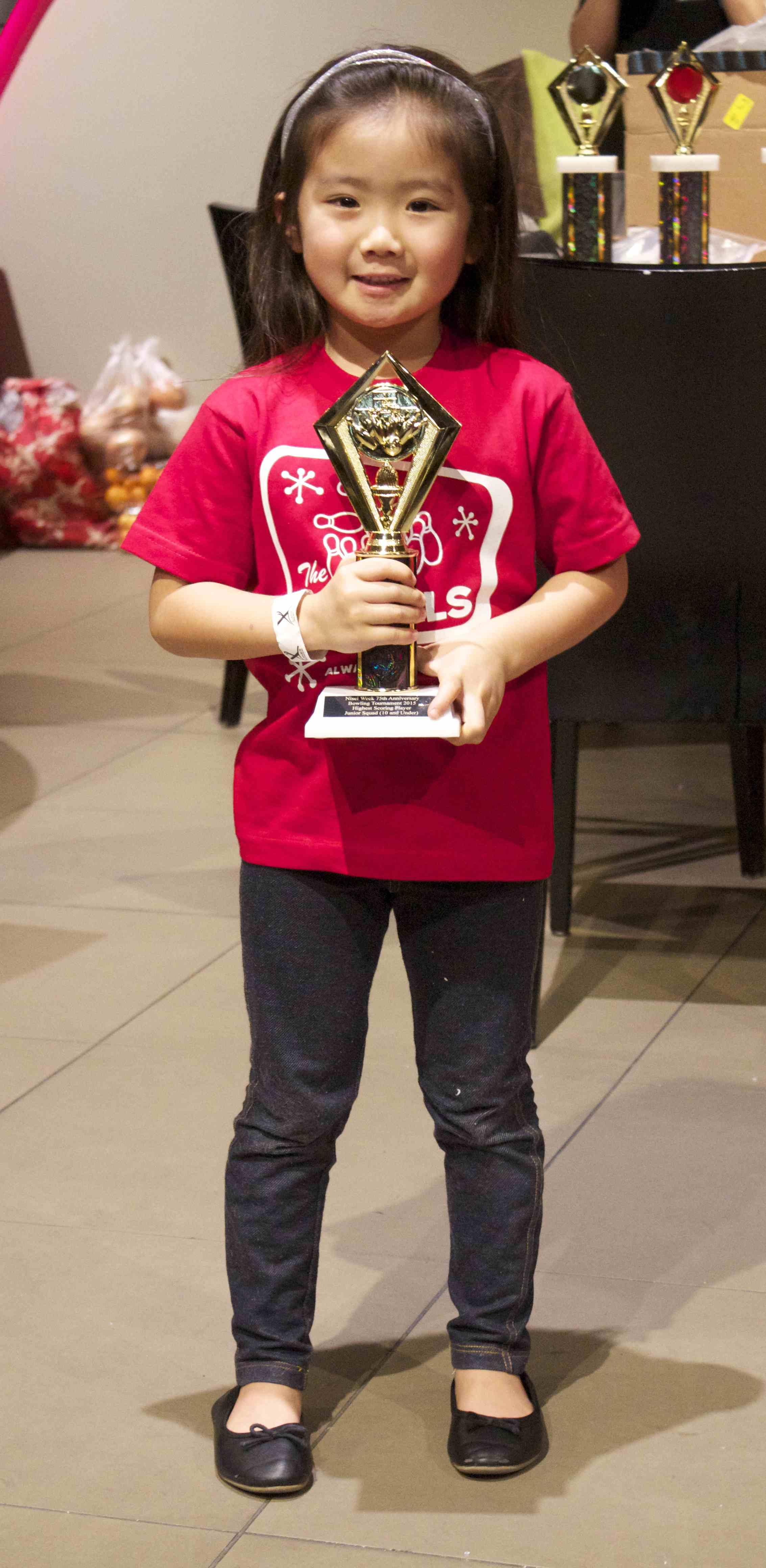 Phrase Junior amateur bowling tournaments