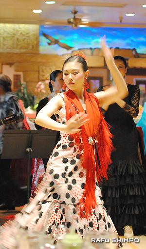 """Lisa Osada performs """"Fin de Fiesta."""""""