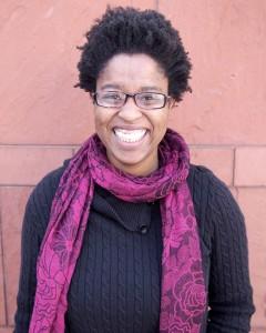 Povi-Tamu Bryant of Black Lives Matter