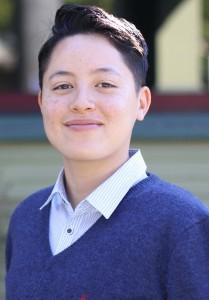 Asian/Latino activist Rey Fukuda