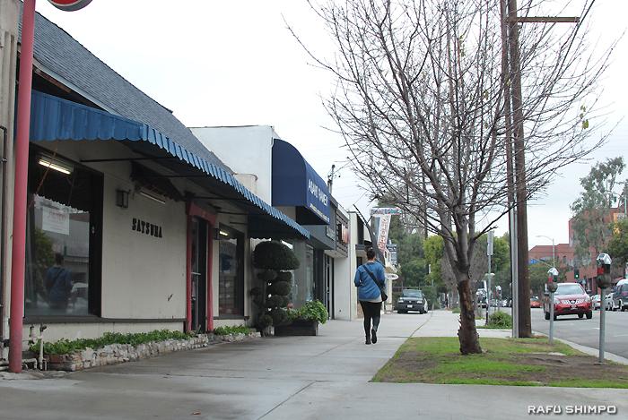 1950年代からソーテル通りに開業している日本製品輸入店「Satsuma Oriental Imports」