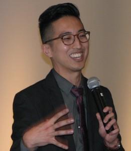 Kizuna Executive Director Craig Ishii