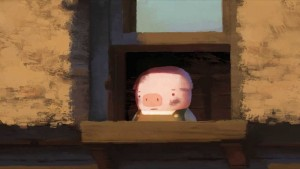 """The Dam Keeper"" was nominated for an Oscar and an Annie."