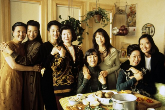 "The cast of ""The Joy Luck Club."""