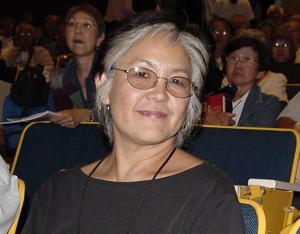 Satsuki Ina (Photo by J.K. Yamamoto)