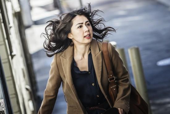"""Ayako Fujitani plays a mystery writer in """"Man from Reno."""""""
