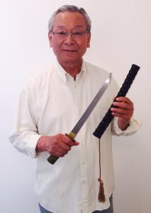 bill watanabe-sword