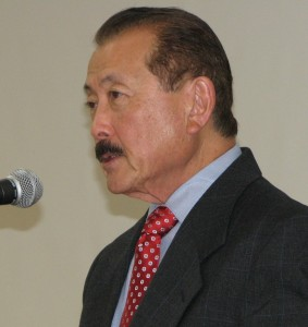 Former Assemblymember George Nakano