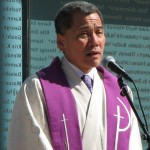 Rev. Mark Nakagawa of Centenary United Methodist Church.