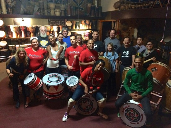 Taiko Center of L.A. and Batala L.A.
