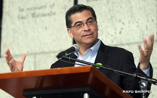 Rep. Xavier Becerra