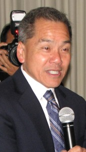 Rev. Mark Nakagawa of Centenary UMC.