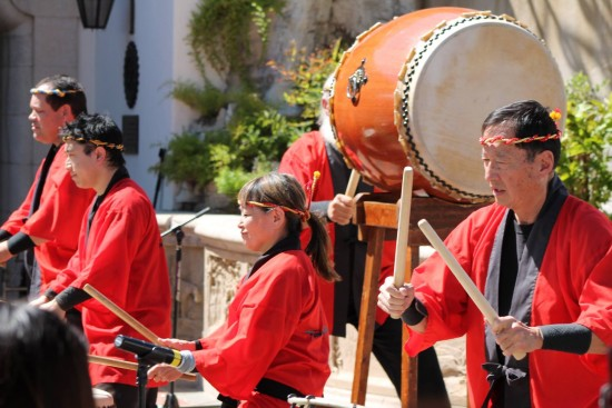 Taiko Center of Los Angeles will be among the performers.