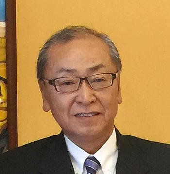 ヤクルトUSA社代表取締役社長の清水実千男さん(ヤクルト社提供)