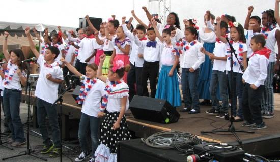 186th street school chorus