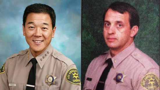 Former Undersheriff Paul Tanaka and former Capt.