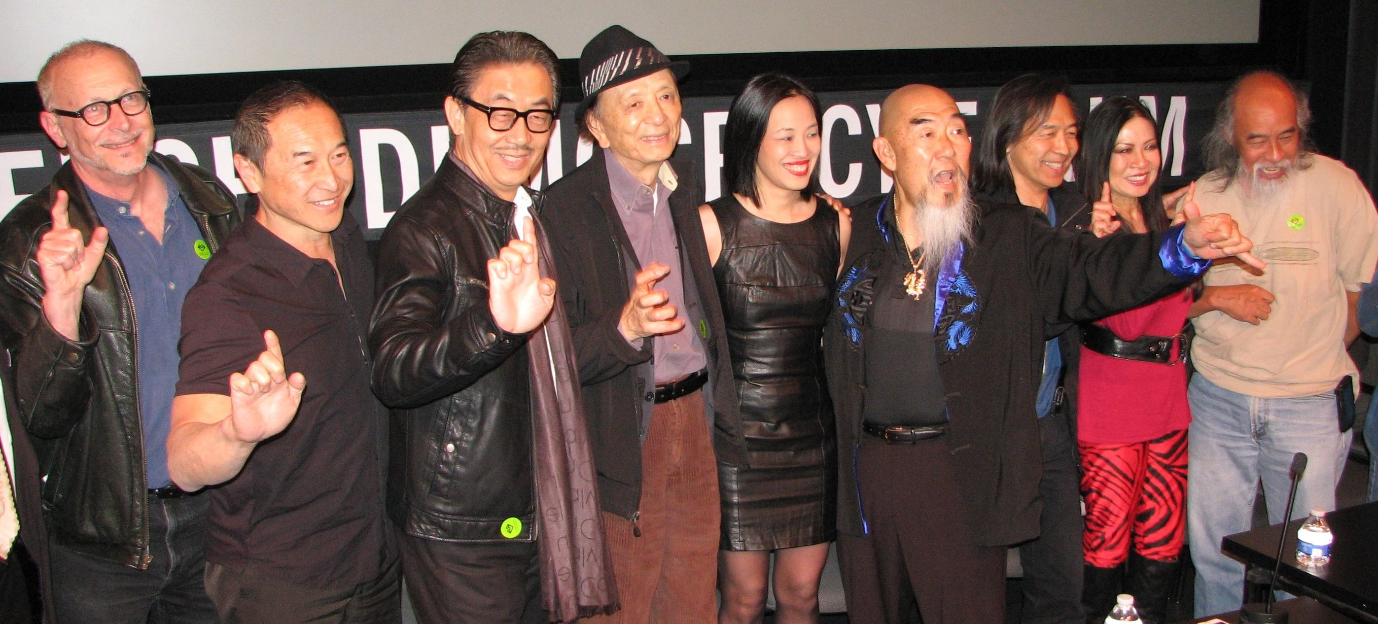 Trouble With Democracy >> A 'Little China' Reunion