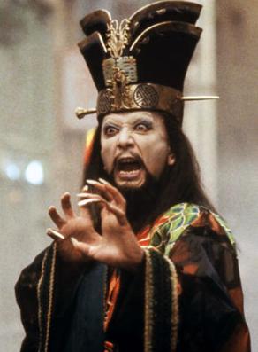 James Hong as David Lo Pan.