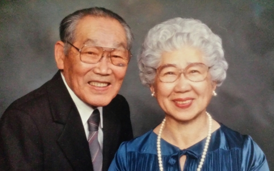 Takeo and Fumiko Yuge. Takeo became the caretaker and gardener at Scripps Hall in 1929. The couple married in 1939 and raised their children on the property, except during the war years.