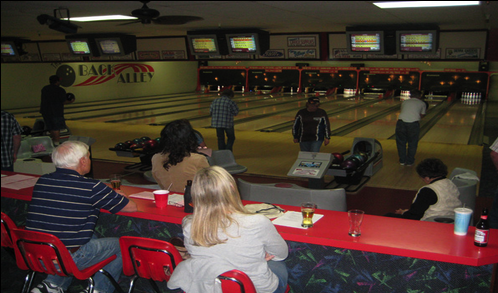 An image from Back Alley Bowling's website.