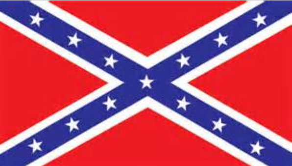 INTO THE NEXT STAGE Confounded By The Confederate Flag