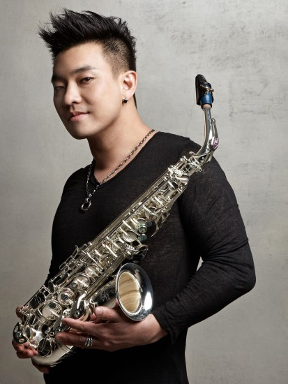 Recording artist and composer Danny Jung.