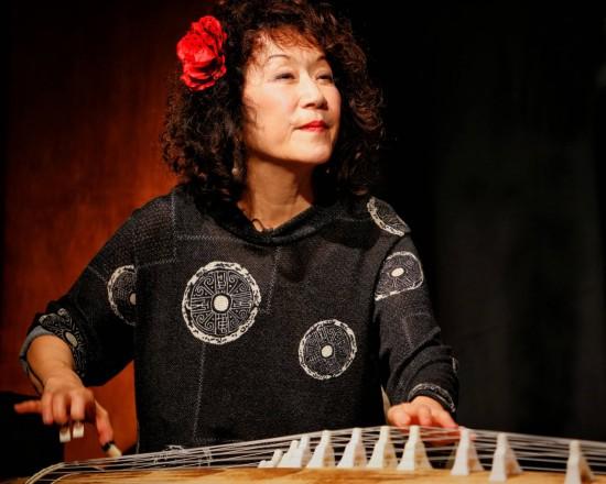 June Kuramoto of Hiroshima.