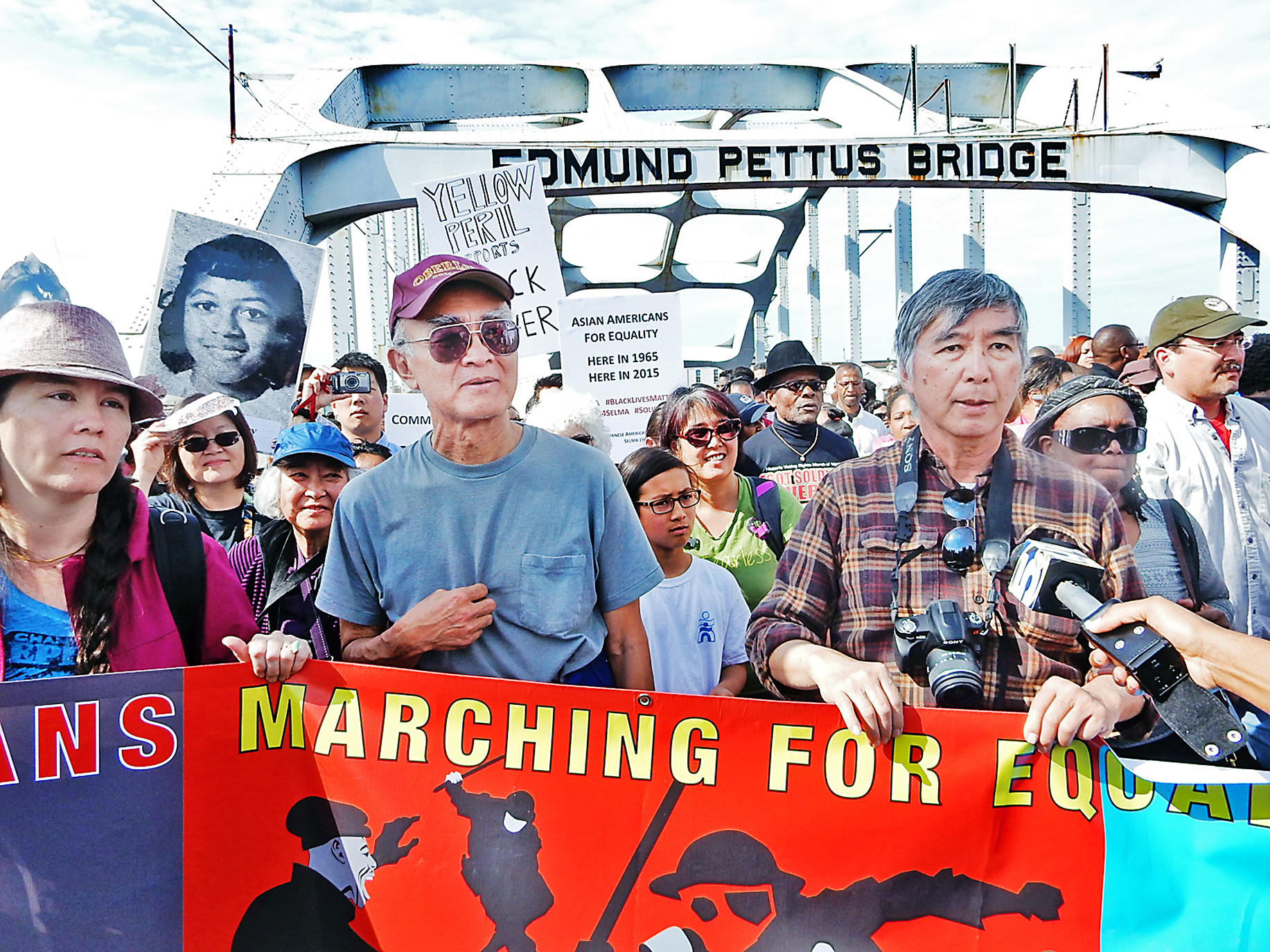 selma reflection Where are we 50 years later what can we learn from selma acting in faith | by vanessa julye & barry scott, jan 13, 2015.