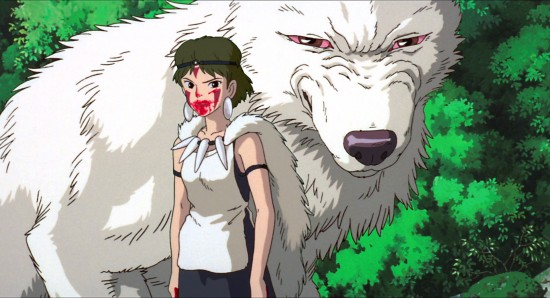 """Princess Mononoke"""