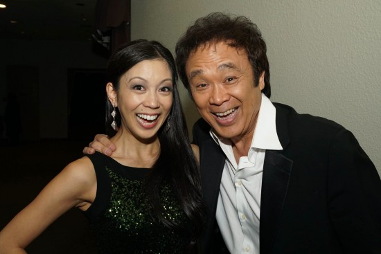 Actress Brittany Ishibashi has worked with her father, Gerald, to organize the Stonebridge Music Festival in La Mirada.