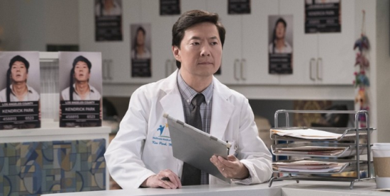 "Ken Jeong stars in a new ABC sitcom, ""Dr. Ken."""