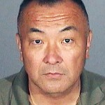 Kikuchi's booking photo was released by the Alhambra Police Dept. He was released on bail Friday and is set to be arraigned Oct. 23.