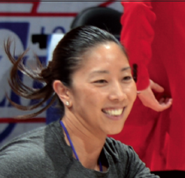 Natalie Nakase is assistant video coordinator for the LA Clippers.