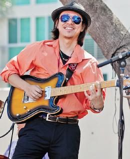Yu Ooka (Photo by Albert Lien)