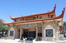 リトルサイゴンにある仏教寺院「Chua Hue Quang Buddhist Temple」