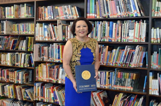 "1973 Anaheim High School graduate Patti Hirahara was breaking barriers at an early age, being the only minority among 10 finalists in the Lanolin Plus Miss Baby Curl photo contest in a 1960 broadcast on KABC-TV/Channel 7's ""Chucko's Cartoon"" and winning second place in Seventeen Magazine's National Youth Advisory Council scholarship competition in 1973, the only minority of four national finalists chosen from among 500 representatives across the country. She has been a trailblazer all her life and is now working to preserve the Japanese American legacy. (Photo by Pat Karlak/AUHSD)"