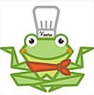 frog-chef hat