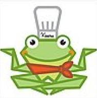 frog-chef hat