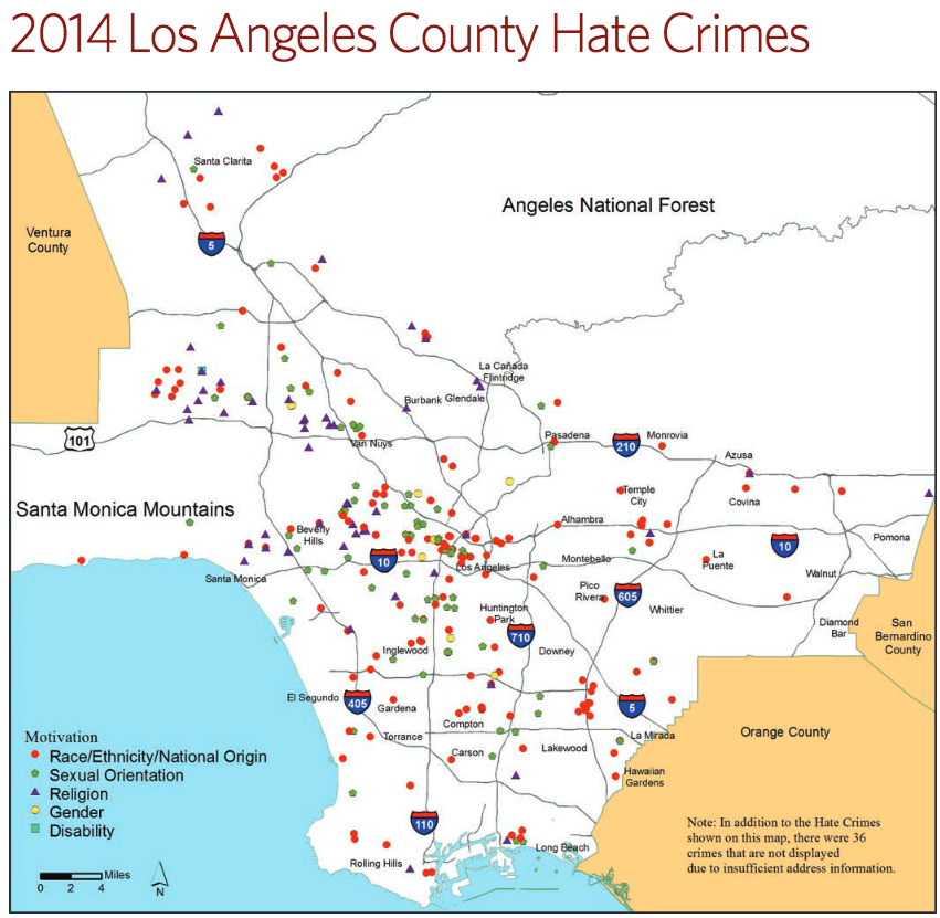 hate crimes map