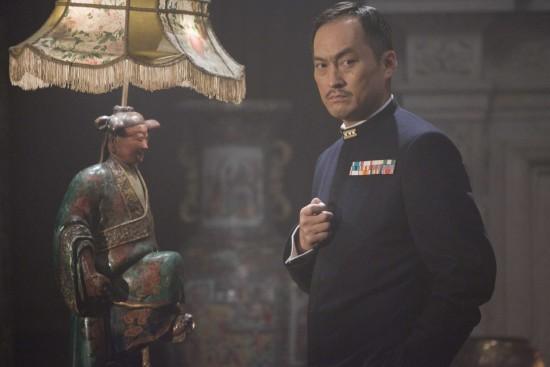 "Ken Watanabe plays Capt. Tanaka in ""Shanghai."""