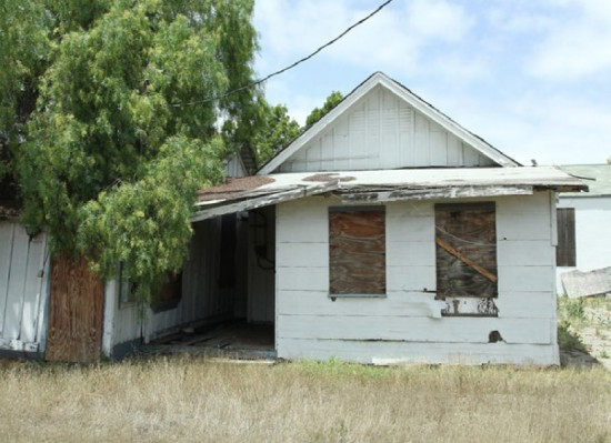 In its current condition, the site presents risks to public safety including accidents and injuries common on vacant properties, according to the ULI report. (Urban Land Institute)