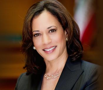 州選出の連邦上院議員に民主党から立候補を表明しているカマラ・ハリス州司法長官