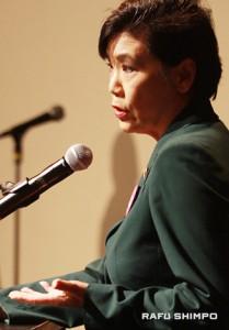 Rep. Judy Chu (MARIO G. REYES/Rafu Shimpo)
