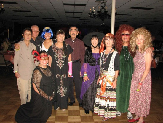 psw halloween group