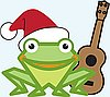 Santa-kaeru-with-ukulele-300px_jpg_100x100_autocrop_sharpen_q85