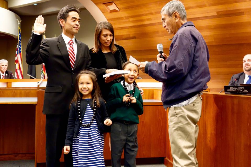 James Toma Is West Covina's New Mayor
