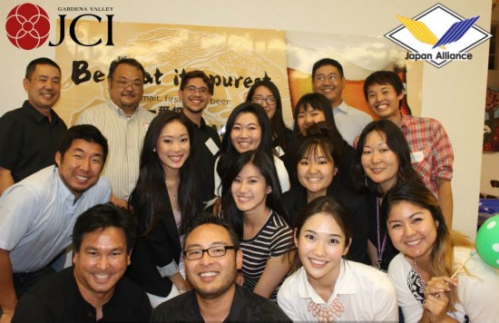 Japan Alliance and Gardena Valley JCI have collaborated on a number of events.