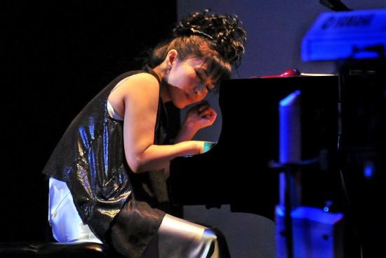 Keiko Matsui at Yoshi's SF in 2012.